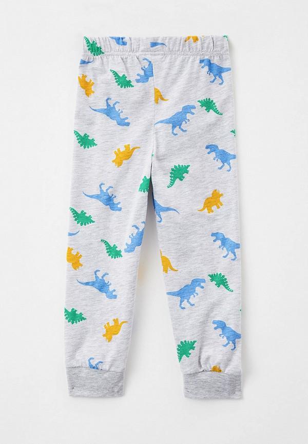 Пижама для мальчика DeFacto цвет серый  Фото 5