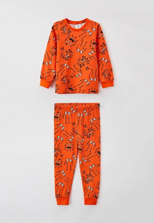 Пижама для мальчика DeFacto цвет оранжевый
