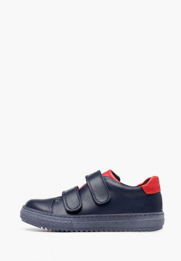 Ботинки для мальчика Alessio Nesca цвет синий