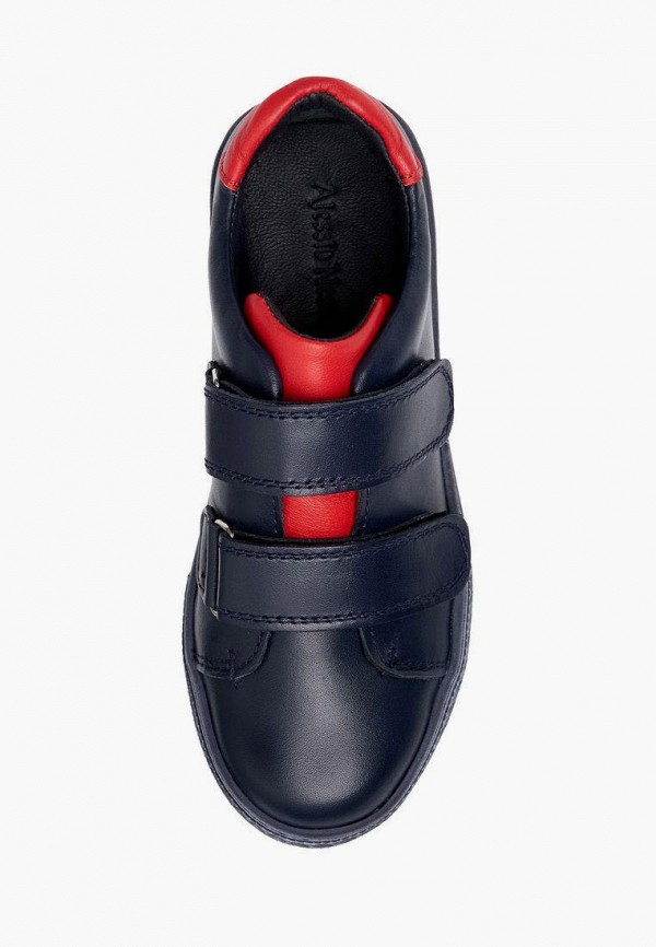 Ботинки для мальчика Alessio Nesca цвет синий  Фото 3