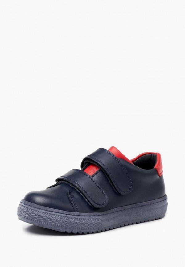 Ботинки для мальчика Alessio Nesca цвет синий  Фото 2