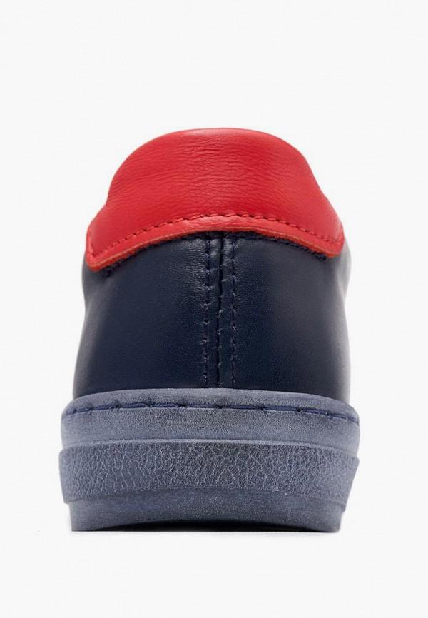 Ботинки для мальчика Alessio Nesca цвет синий  Фото 5