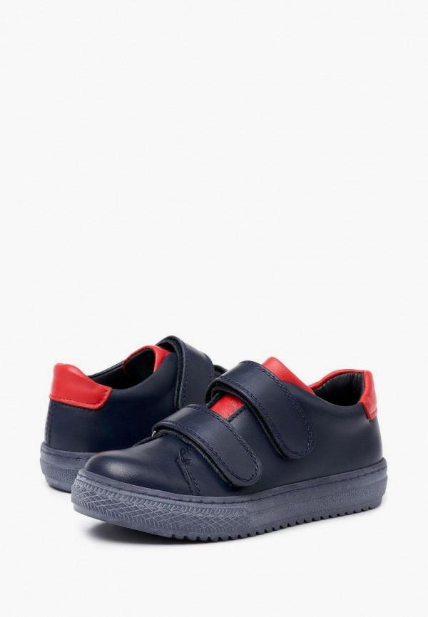 Ботинки для мальчика Alessio Nesca цвет синий  Фото 7