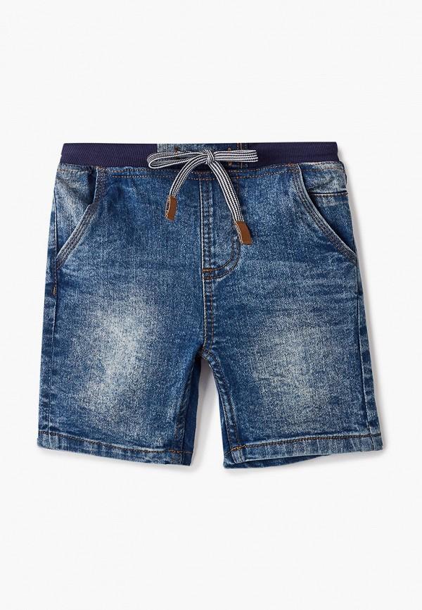 Шорты для мальчика джинсовые PlayToday цвет синий