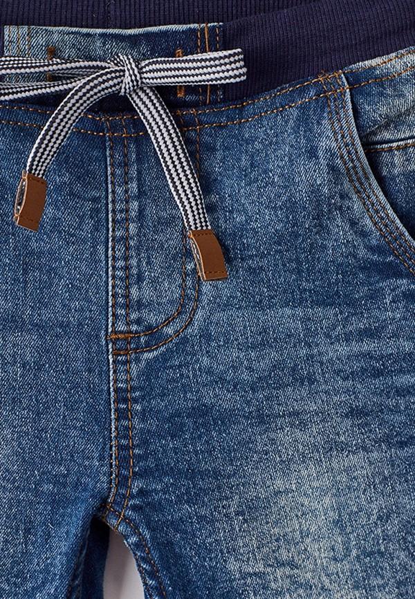 Шорты для мальчика джинсовые PlayToday цвет синий  Фото 3
