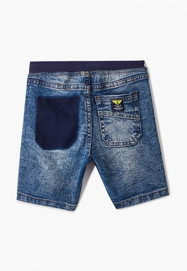 Шорты для мальчика джинсовые PlayToday цвет синий  Фото 2