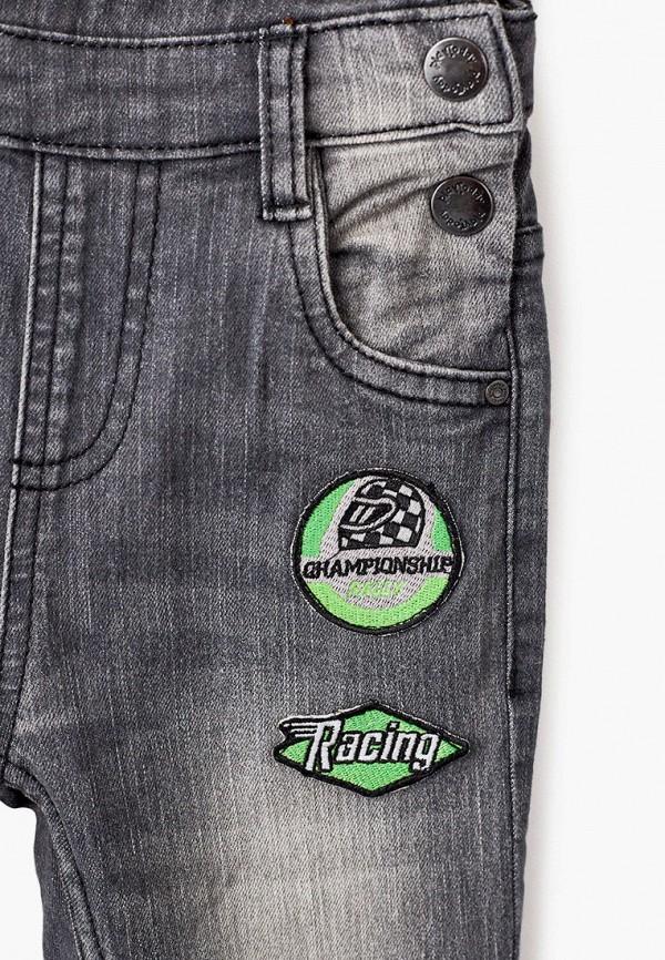 Детский комбинезон джинсовый PlayToday цвет серый  Фото 3