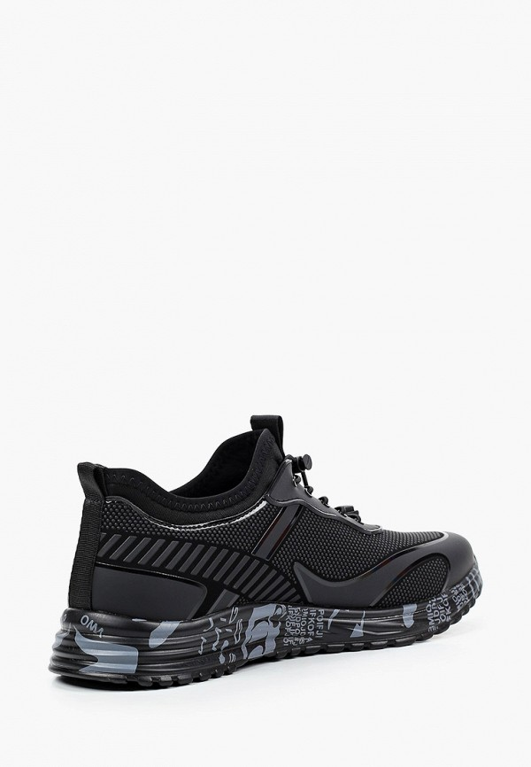 Кроссовки для мальчика TimeJump цвет черный  Фото 3