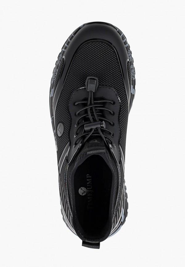 Кроссовки для мальчика TimeJump цвет черный  Фото 4