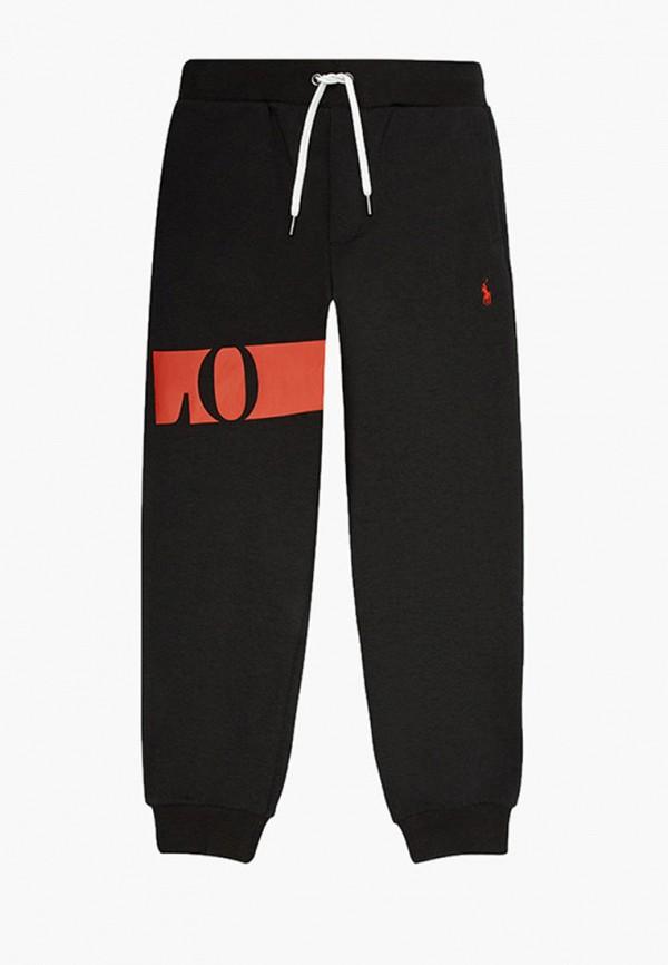спортивные брюки polo ralph lauren для мальчика, черные