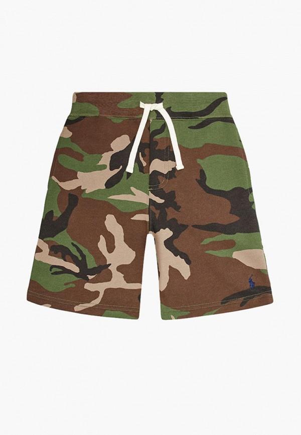 спортивные шорты polo ralph lauren для мальчика, разноцветные
