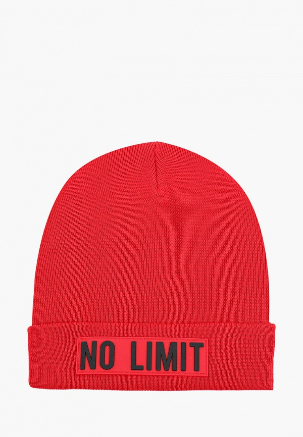 шапка acoola для мальчика, красная