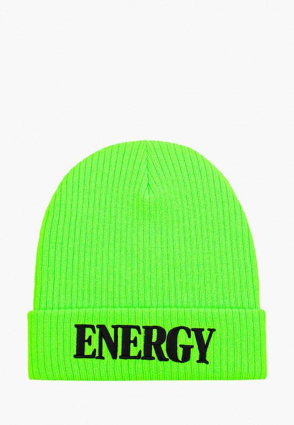шапка acoola для мальчика, зеленая