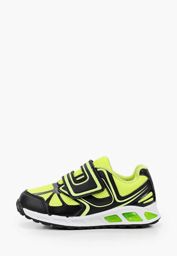 Кроссовки для мальчика Zenden First цвет зеленый
