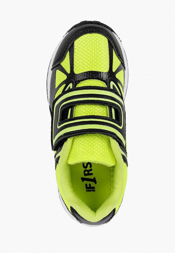 Кроссовки для мальчика Zenden First цвет зеленый  Фото 4