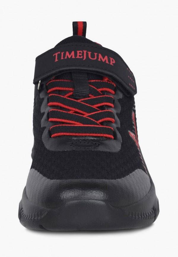 Кроссовки для мальчика TimeJump цвет черный  Фото 6