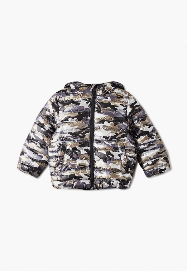 Куртка для мальчика утепленная O'stin цвет разноцветный