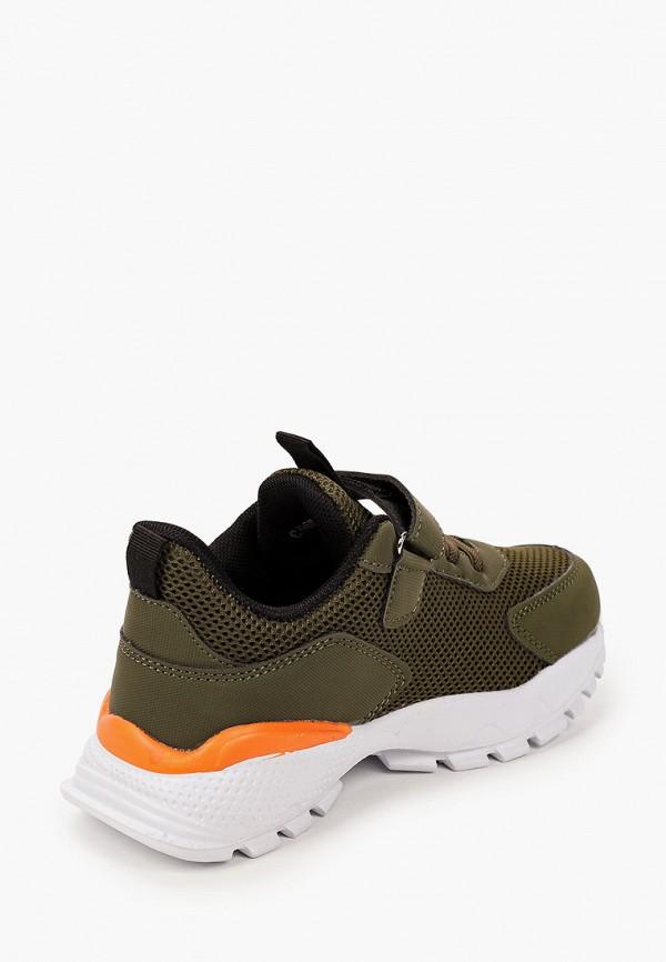 Кроссовки для мальчика Shuzzi цвет зеленый  Фото 3
