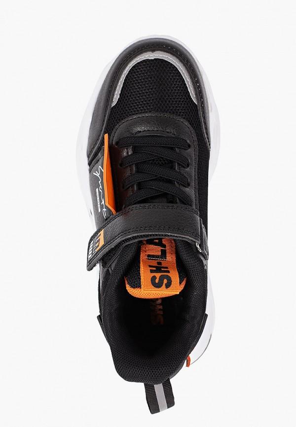 Кроссовки для мальчика Shuzzi цвет черный  Фото 4