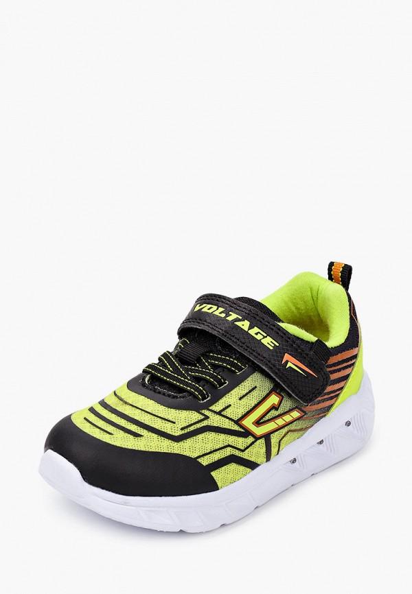 Кроссовки для мальчика Shuzzi цвет зеленый  Фото 2