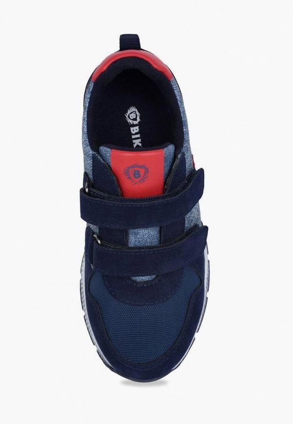 Ботинки для мальчика Biker цвет синий  Фото 2