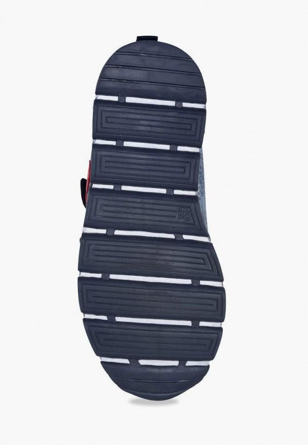 Ботинки для мальчика Biker цвет синий  Фото 3