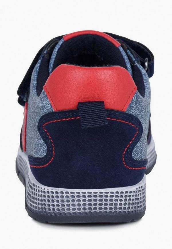 Ботинки для мальчика Biker цвет синий  Фото 4