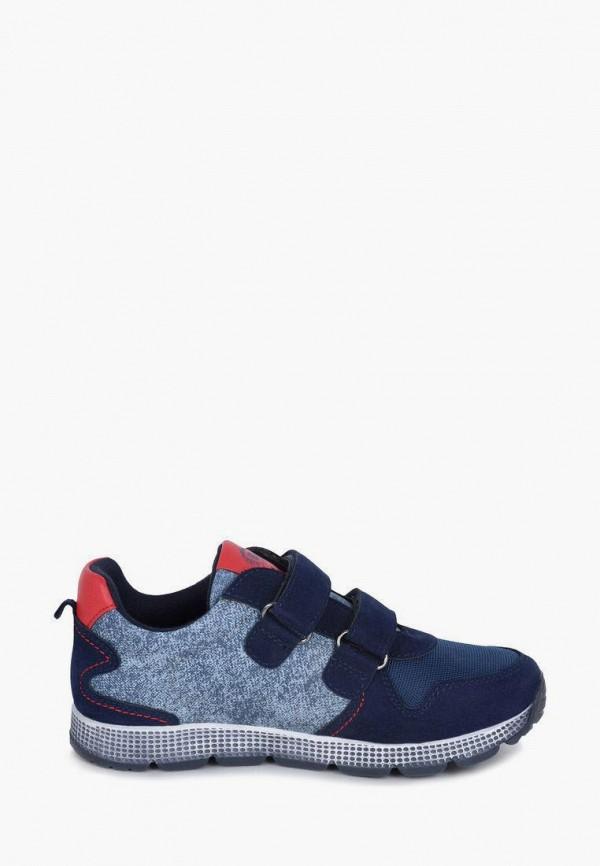 Ботинки для мальчика Biker цвет синий  Фото 6