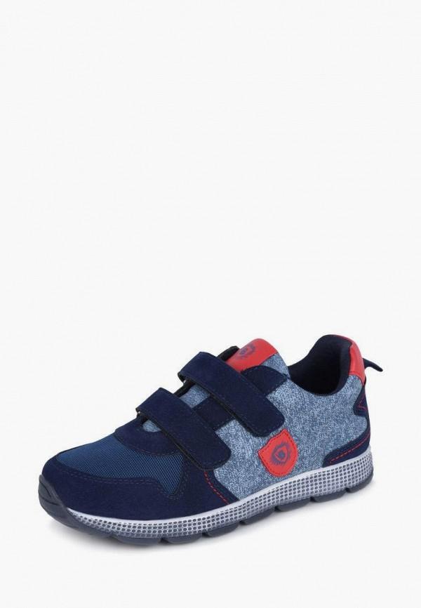 Ботинки для мальчика Biker цвет синий  Фото 7