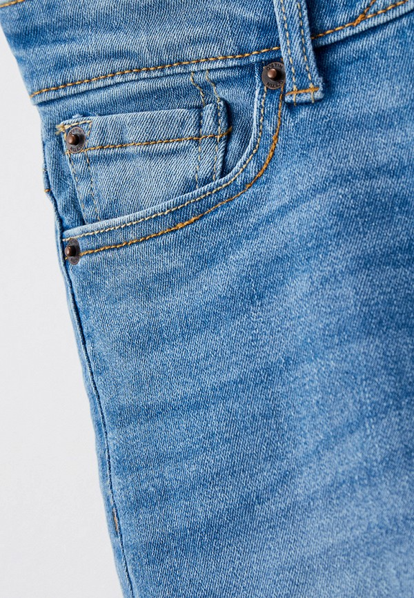 Джинсы для мальчика O'stin цвет голубой  Фото 3