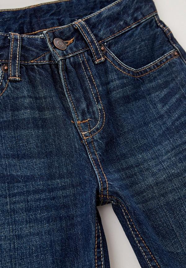 Джинсы для мальчика O'stin цвет синий  Фото 3
