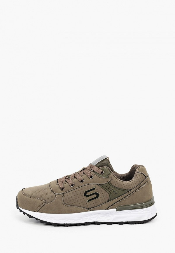 Кроссовки для мальчика Shuzzi цвет коричневый
