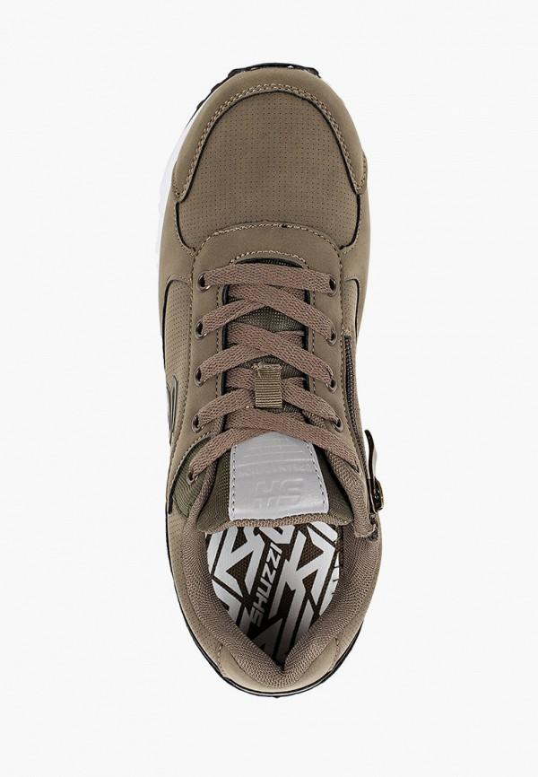 Кроссовки для мальчика Shuzzi цвет коричневый  Фото 4