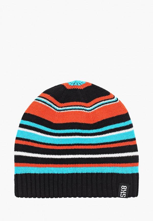 шапка playtoday для мальчика, разноцветная
