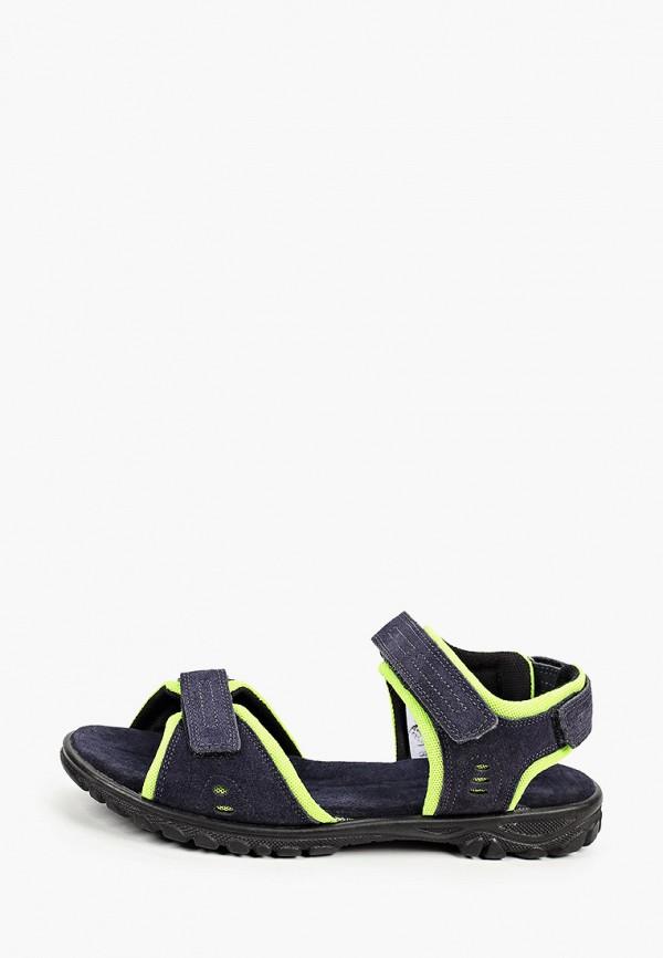 сандалии ralf ringer для мальчика, синие