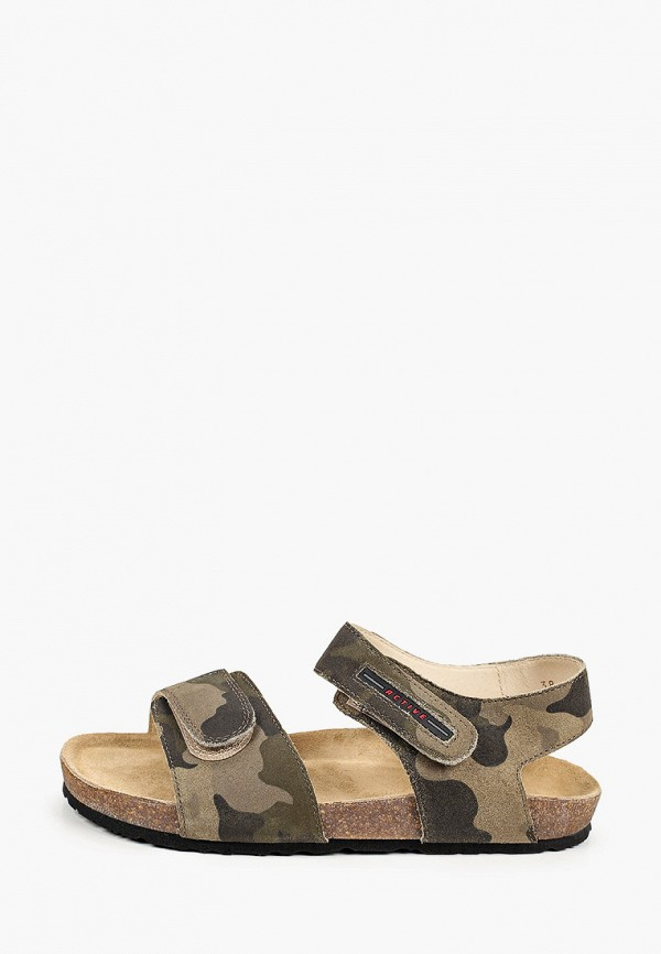 сандалии ralf ringer для мальчика, хаки