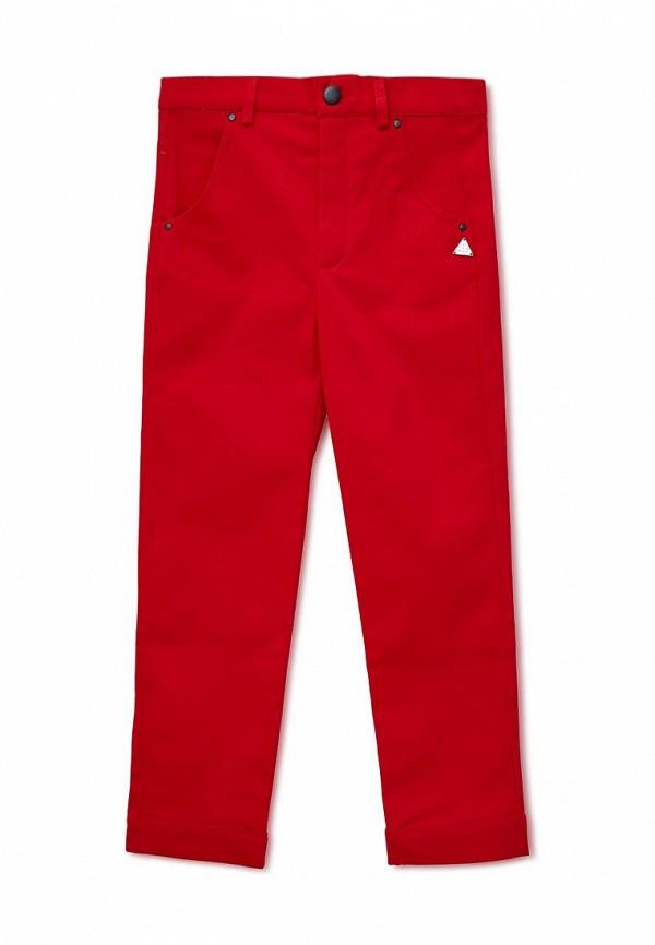 брюки andre tan для мальчика, красные