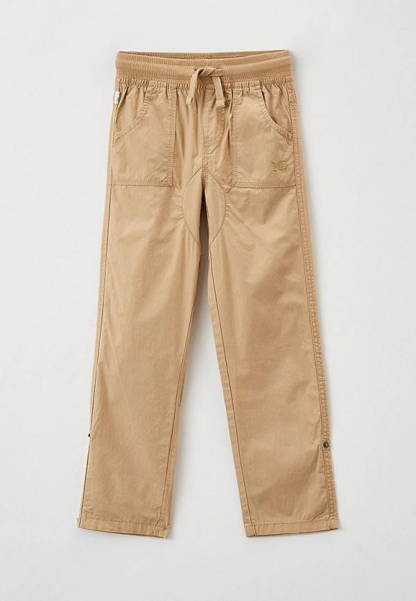 брюки mothercare для мальчика, бежевые