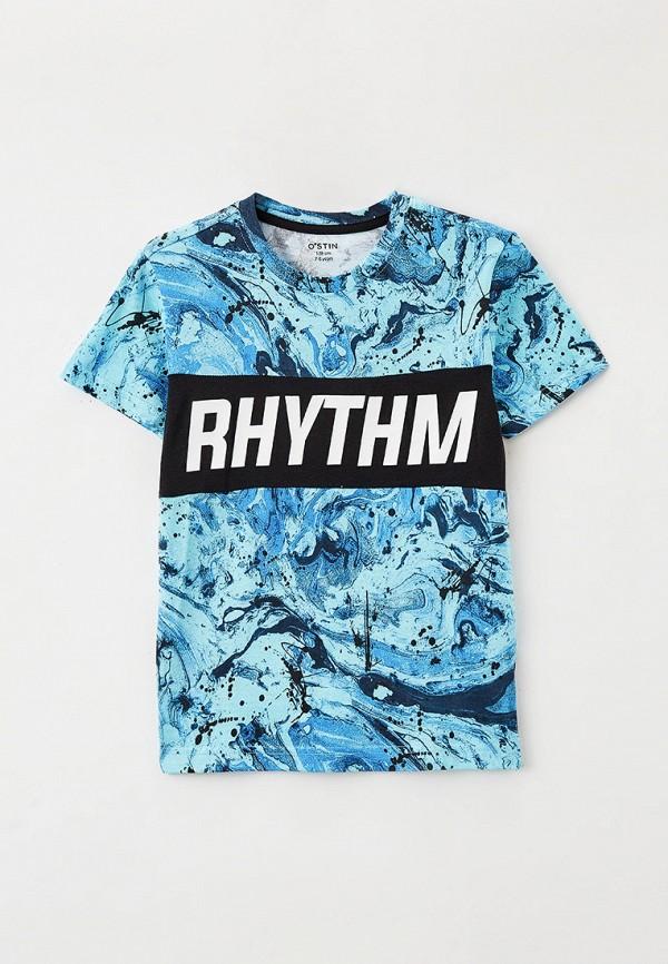 футболка с коротким рукавом o'stin для мальчика, разноцветная