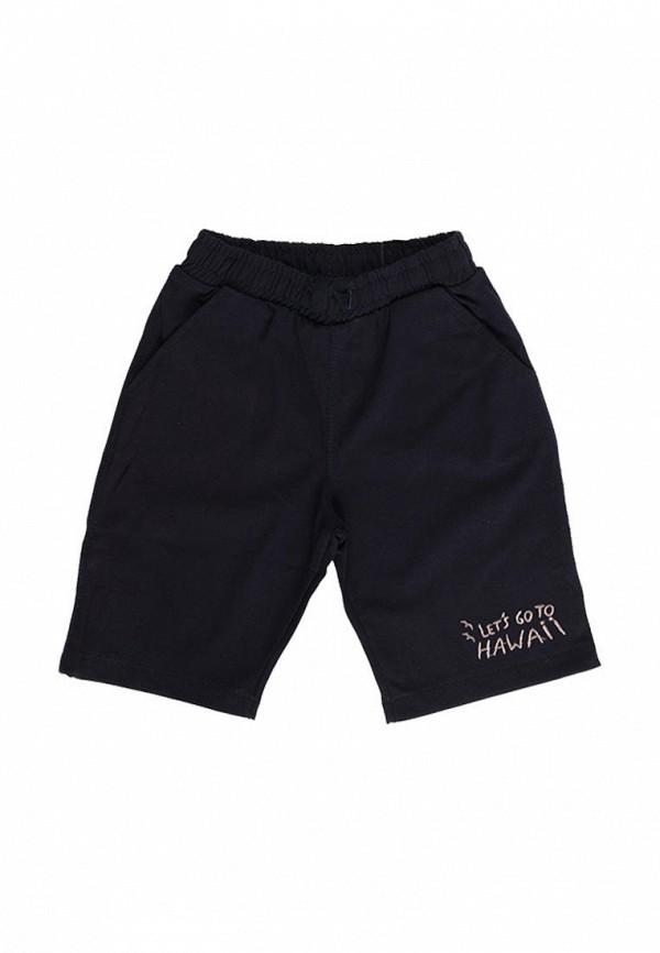 шорты фламинго текстиль для мальчика, черные