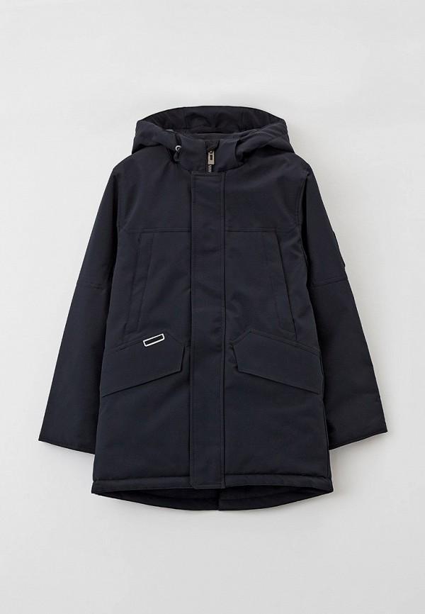 Куртка утепленная Yoot Yoot  черный фото