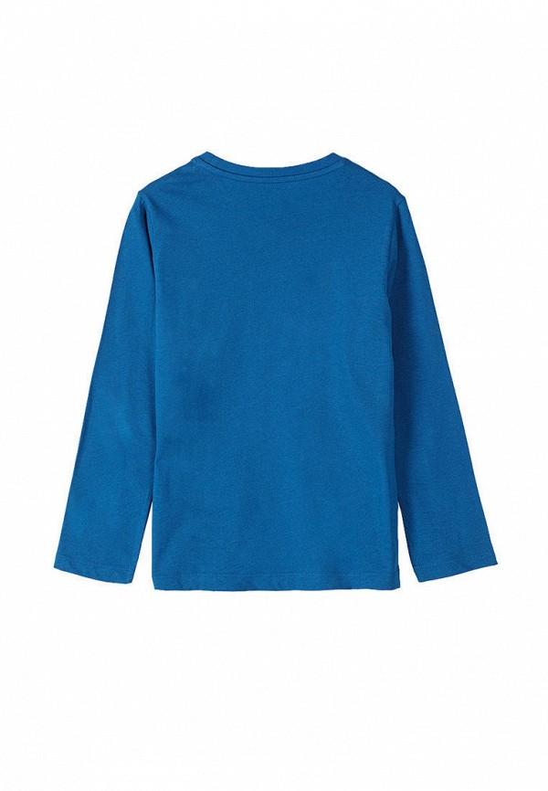Лонгслив для мальчика 5.10.15 цвет голубой  Фото 2