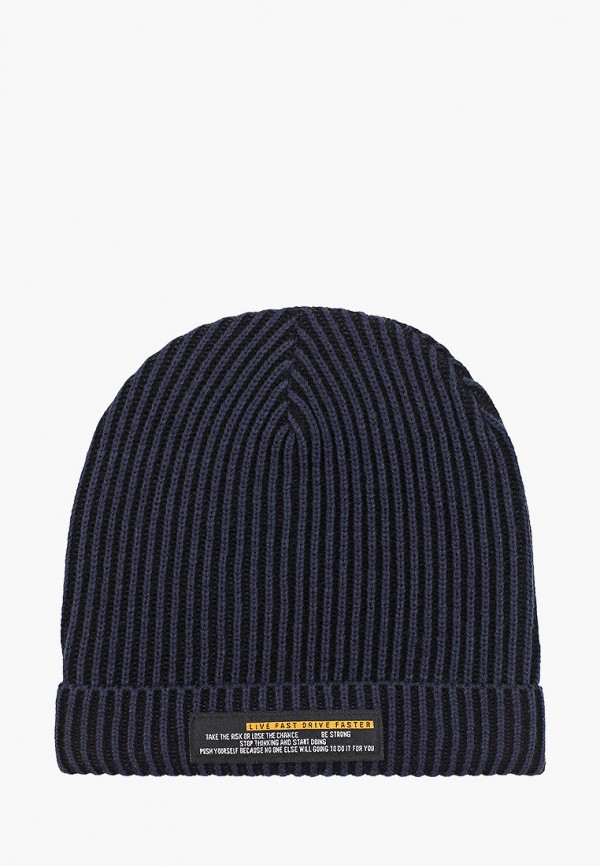 шапка acoola для мальчика, синяя