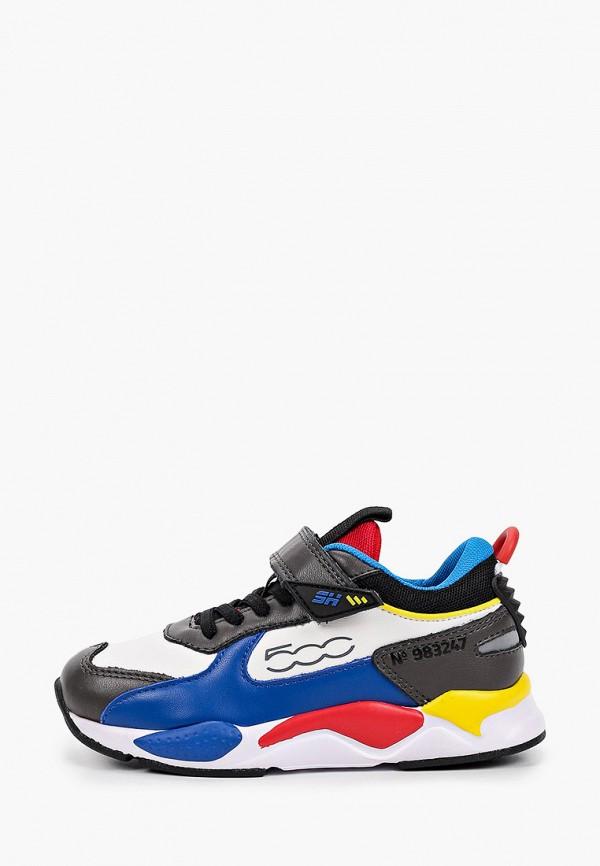 кроссовки shuzzi для мальчика, разноцветные