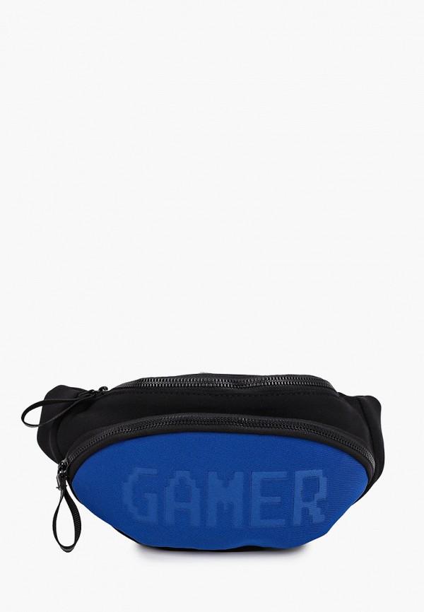 поясные сумка acoola для мальчика, синяя