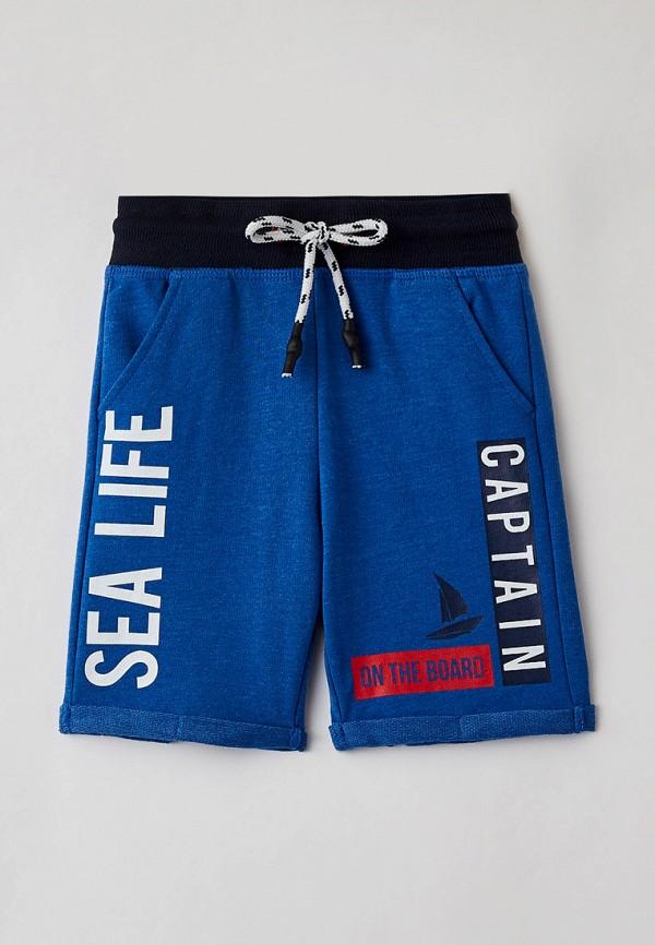 спортивные шорты o'stin для мальчика, синие