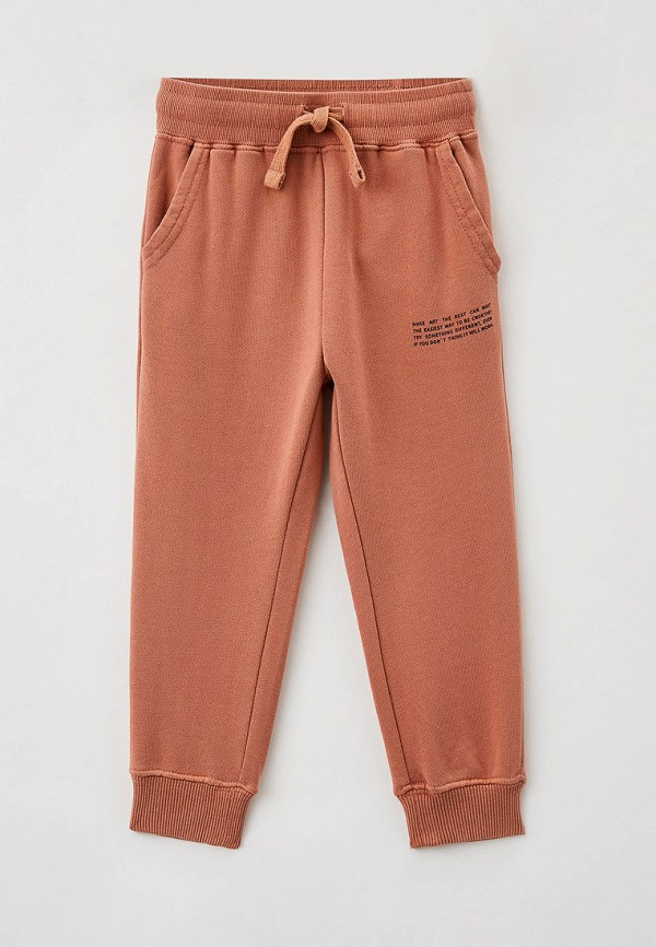 спортивные брюки sela для мальчика, коричневые