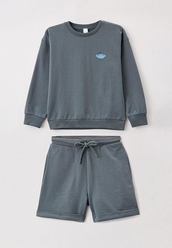 Пижама для мальчика Sela цвет бирюзовый