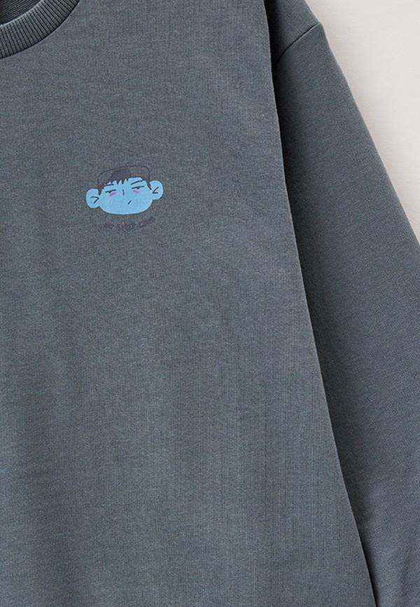 Пижама для мальчика Sela цвет бирюзовый  Фото 3