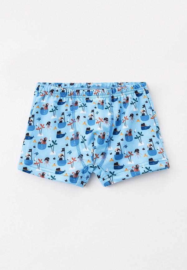 плавки котмаркот для мальчика, голубые